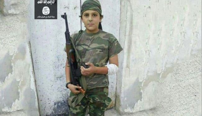 ISIL's Tempting Offer To a 14 y-r-o teenager in Vienna