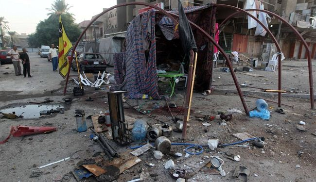 More than 100 killed and Injured in Baghdad Blasts