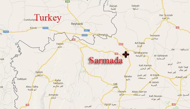 Nusra Front Terrorists Amass on Turkey Crossing