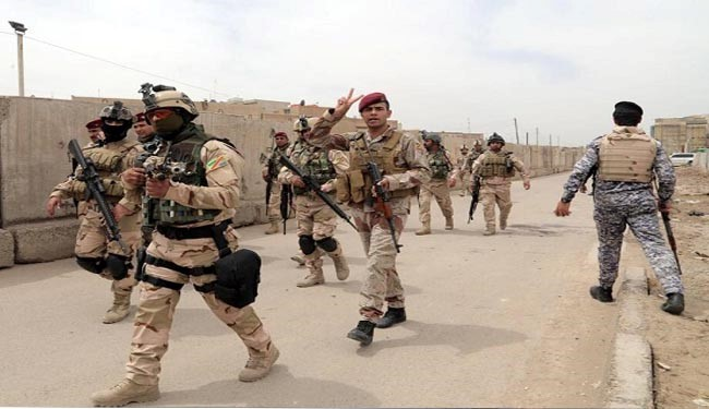 Iraqi Army Drives ISIL out from Baiji