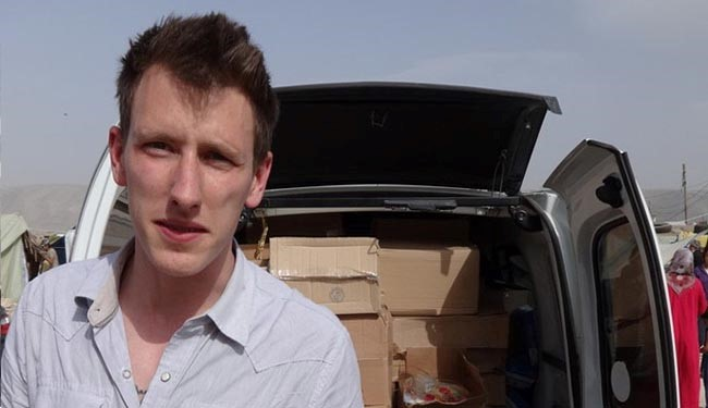 ISIL video claims beheading of US hostage Peter Kassig
