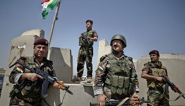 Peshmarga Forces Free Two Areas in Iraq's Nineveh