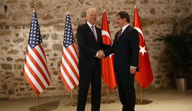 US to Push Turkey in Fight against ISIS