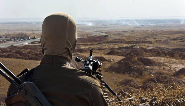 Iraqi Troops Battle ISIS in Jalawla and Saadiya