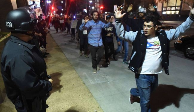 Protests Continue Across the United States