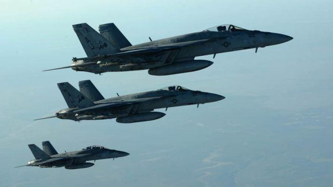 US moving warplanes, drones to Kuwait: Report
