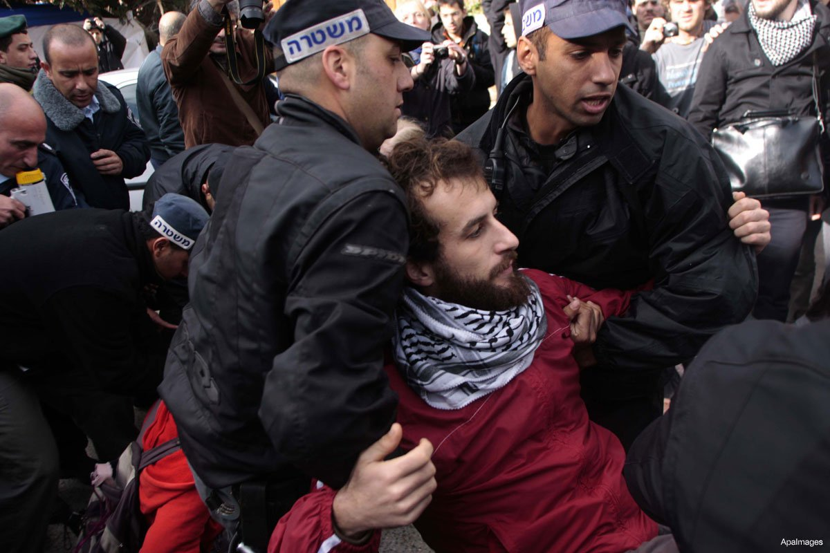anti-eviction-palestinian-protestors-are-being-arrested-by-israeli-police