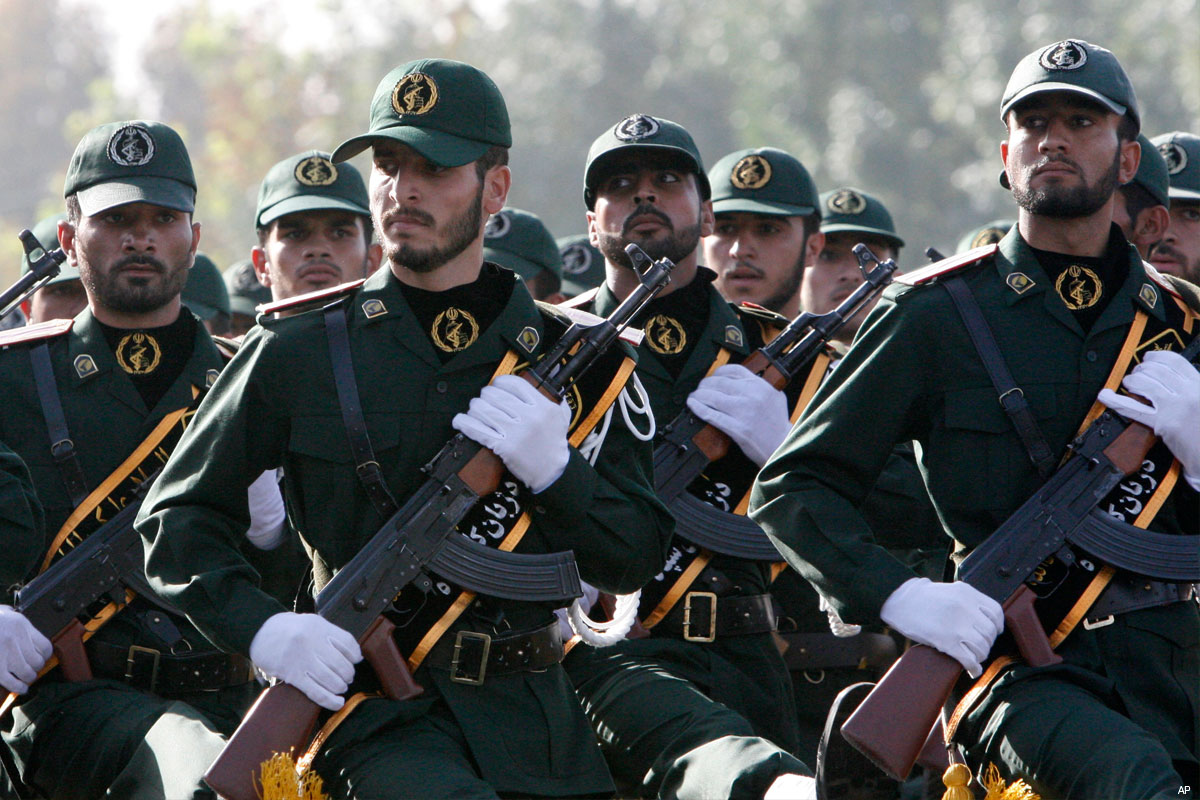 iranian-revolutionary-guards