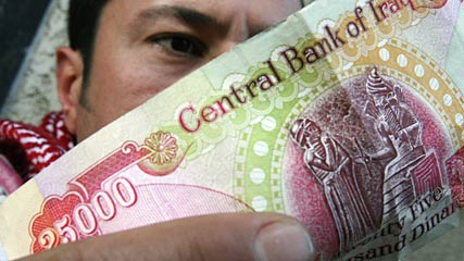 iraq-money