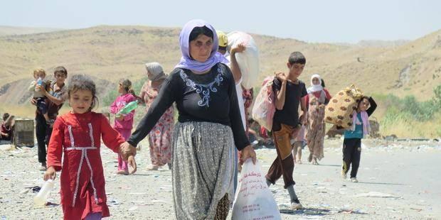 Displaced_Yezidis