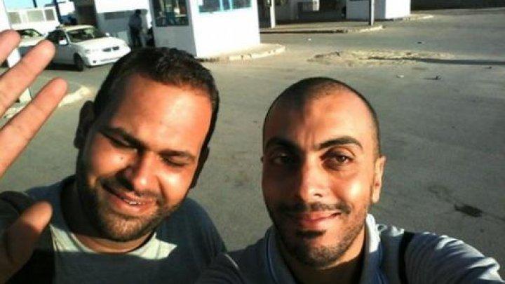 Libya-Journalist