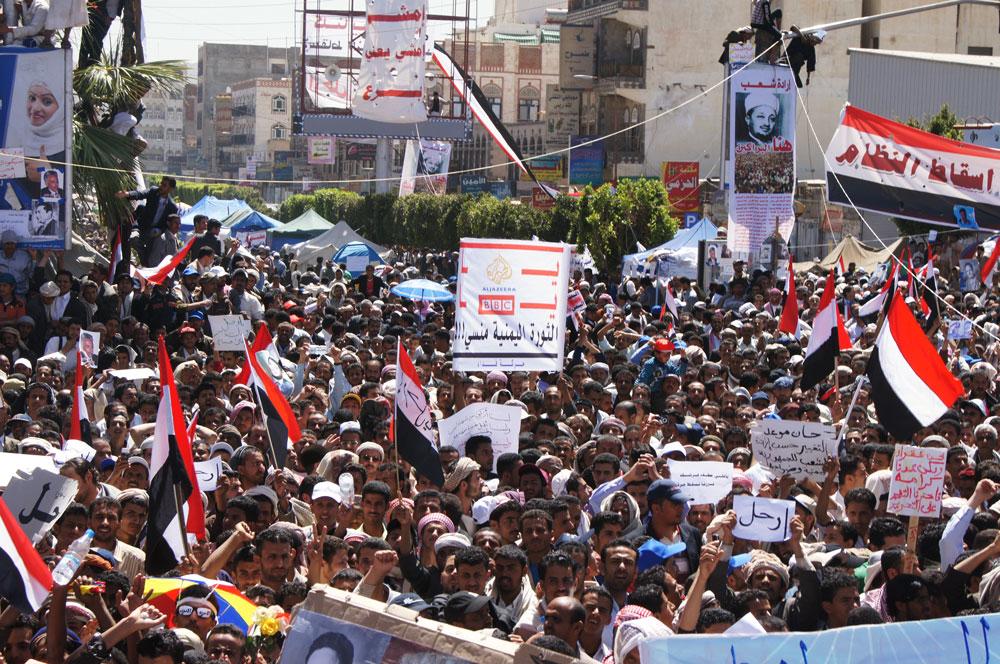 Mar_1_protest-Al_Jazeera