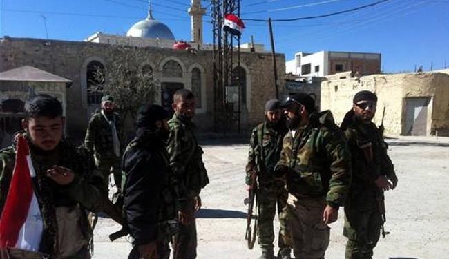 Syria army regains control of Yabroud strategic town
