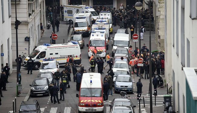 After Paris Massacre, Denmark Monitoring the situation carefully + Video
