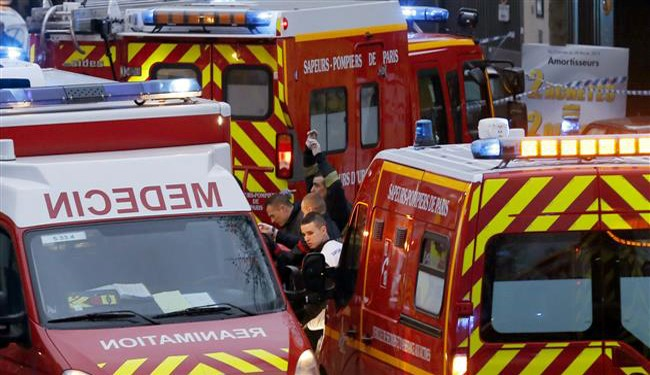 Explosion Hits Restaurant Near Mosque in East France