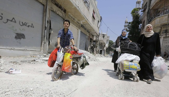 Rebels, Syrian Government Reach 10-Day Truce in Homs