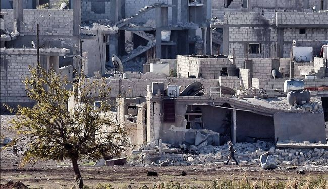 ISIS Loses 80% of Kobani and 1075 Members Killed