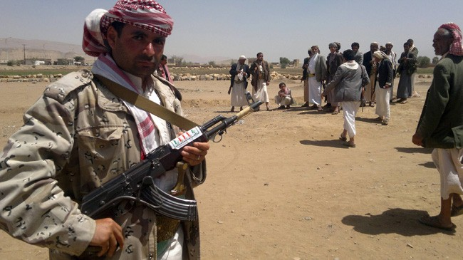 Ansar al-Sharia Bomb Attack kill several Ansarallah in central Yemen