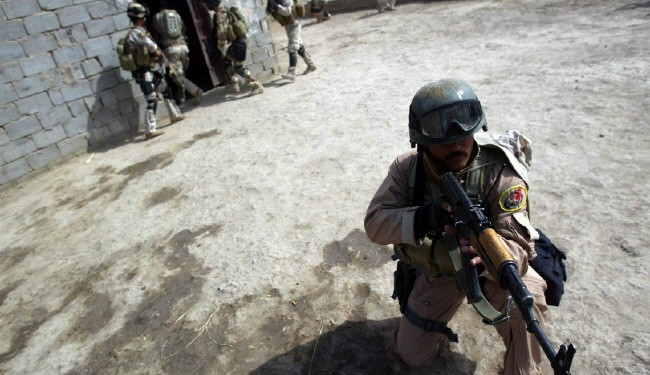 The Iraqi army repelled an attack by the ISIL