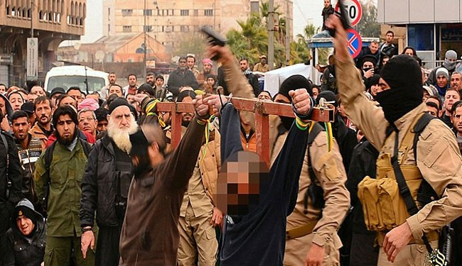 ISIS Publishes Booklet for Punishments