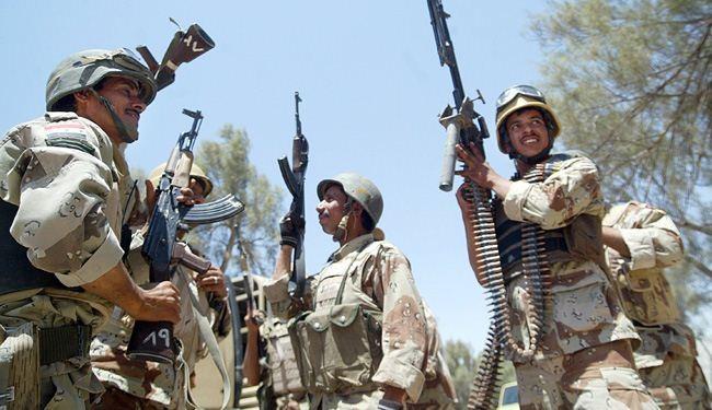 Iraqi Army push ISIS out of Muqdadiyah + Video
