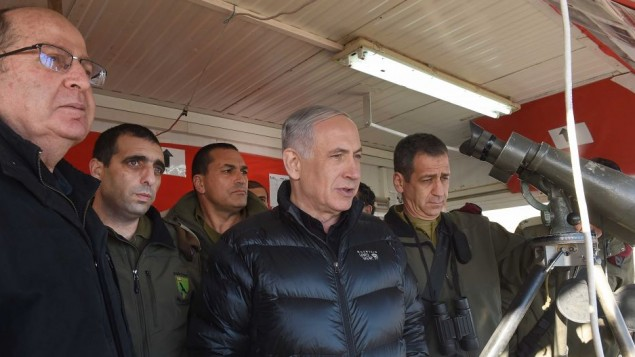 Yaalon_Netanyahu (1)