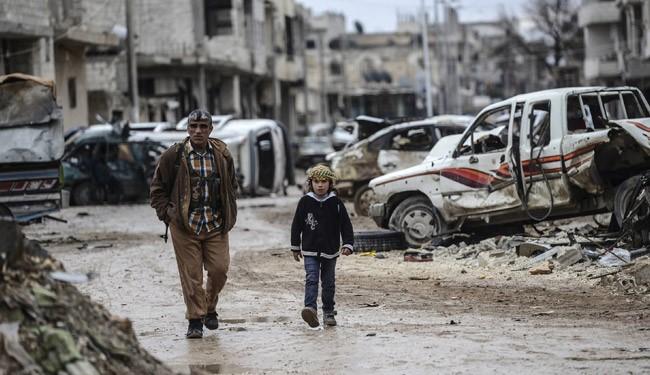 Syrian Kurds Recapture Third of Kobani Villages from Daesh