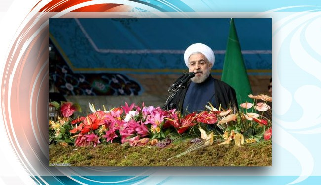 We Defending our Independence at the Negotiation: President Rouhani