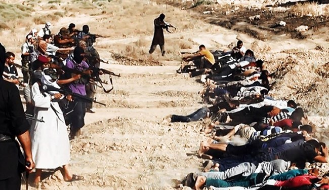 ISIS Executes Five Senior Iraqi Army Officers