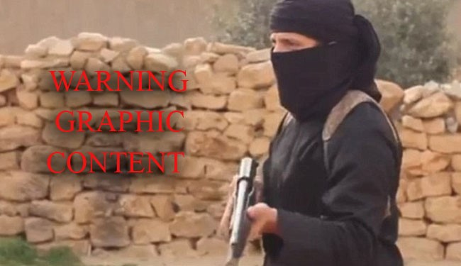 photos of Latest ISIS Horrific Killing