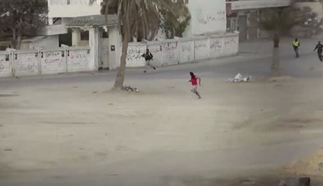 Bahrain Police Chased Protesters, Wanted to Kill Them + Video