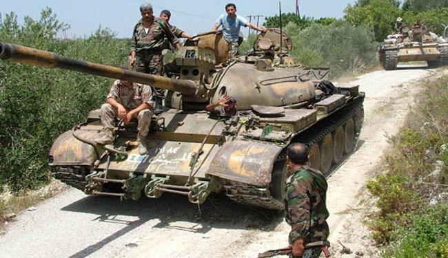 Syrian Army Secured Several Towns from Nusra Front Terrorists + Video