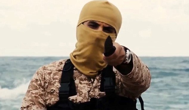 Is Libyan ISIS Beach Executioner an American Recruit?