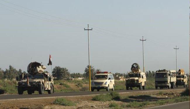 بسیاری از مناطق البغدادی از سیطره داعش آزاد شد