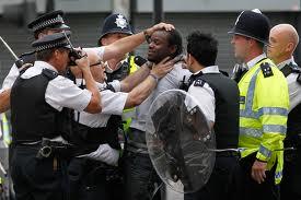 arrest-of-black-youth