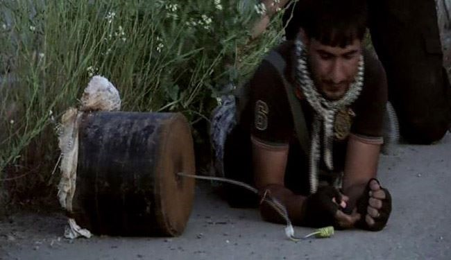 See How Iraqi Army Defuse ISIS Planted Bombs in Tikrit