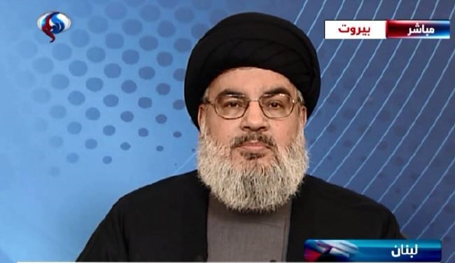 Sayyed Nasrallah Appears Live on TV