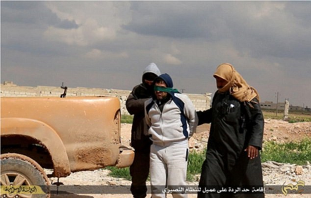 ISIS Graphic Photos Shows 2 Most Horrific Executions