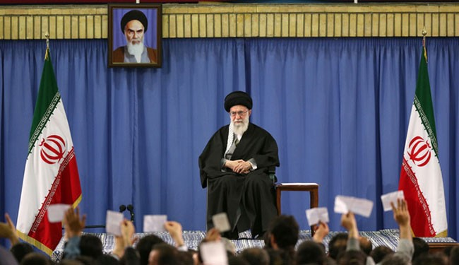 Iran's Supreme Leader Calls for Lifting all Sanctions