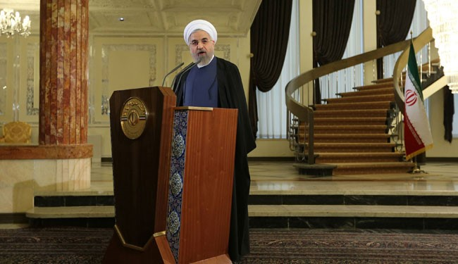There Will Be No Deal If Sanctions Not Lifted:President Rouhani