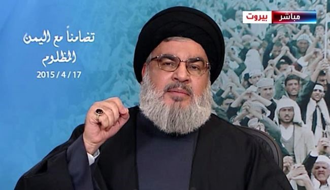 Nasrallah Reassure Hezbollah Full Support to the Oppressed Yemeni People