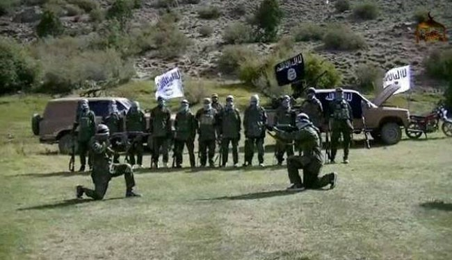 See Terrorist Training Camp in ISIS's Khorasan Province