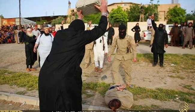 New Kind of Execution by ISIS