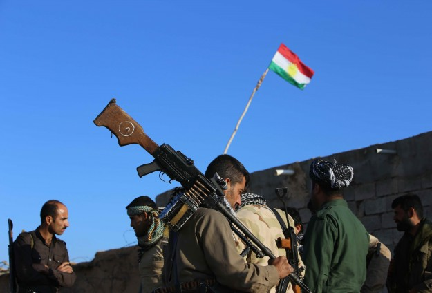 kurdish-forces