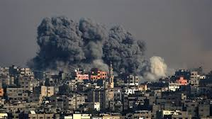 Gaza used as test lab for British weapons