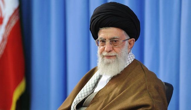 Supreme Leader of the Islamic Revolution Ayatollah Seyyed Ali Khamenei