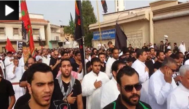 Mass Protests in East Saudi Arabia