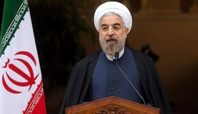 President Rouhani Attends Congress to Commemorate Khordad 3