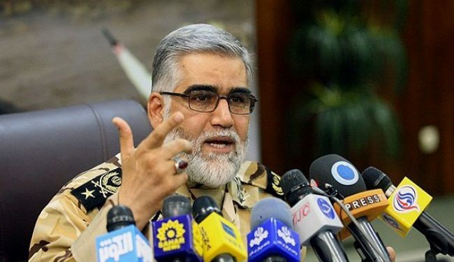 Pourdastan: Iranian Ground Force is Ready against Possible Threats