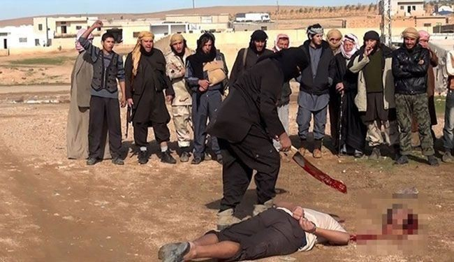 ISIS Biggest Mass Massacre in Palmyra